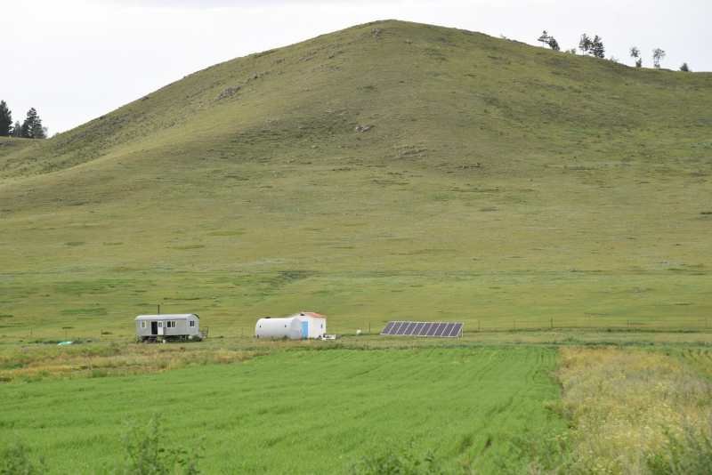 5kW EOS MONO 380W Project in Mongolia