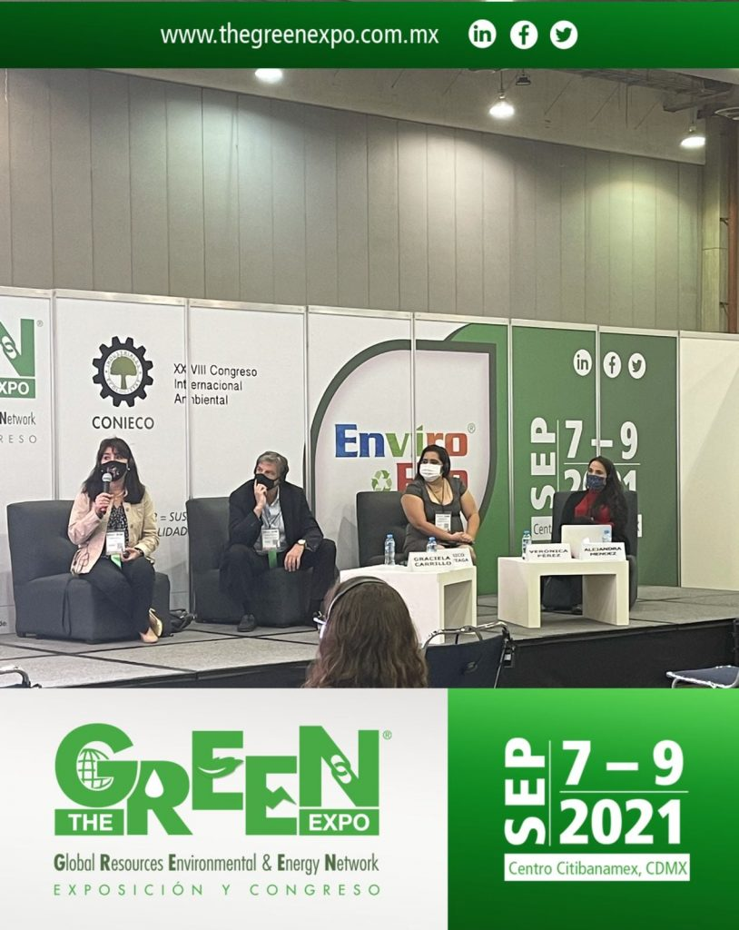 Conference meeting during The GREEN EXPO